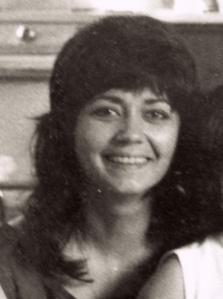 My mom circa 1972